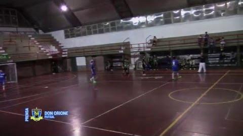 DON ORIONE vs. MUN. JUNÍN | Gol Fernán Corrales