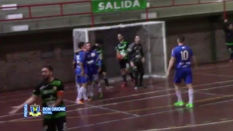 DON ORIONE vs. MUN. JUNÍN | Gol Agustín Paladino (4)